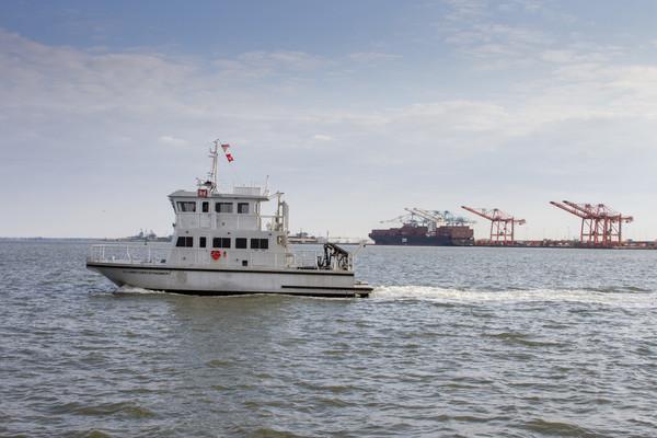 Norfolk District Introduces New Survey Vessel