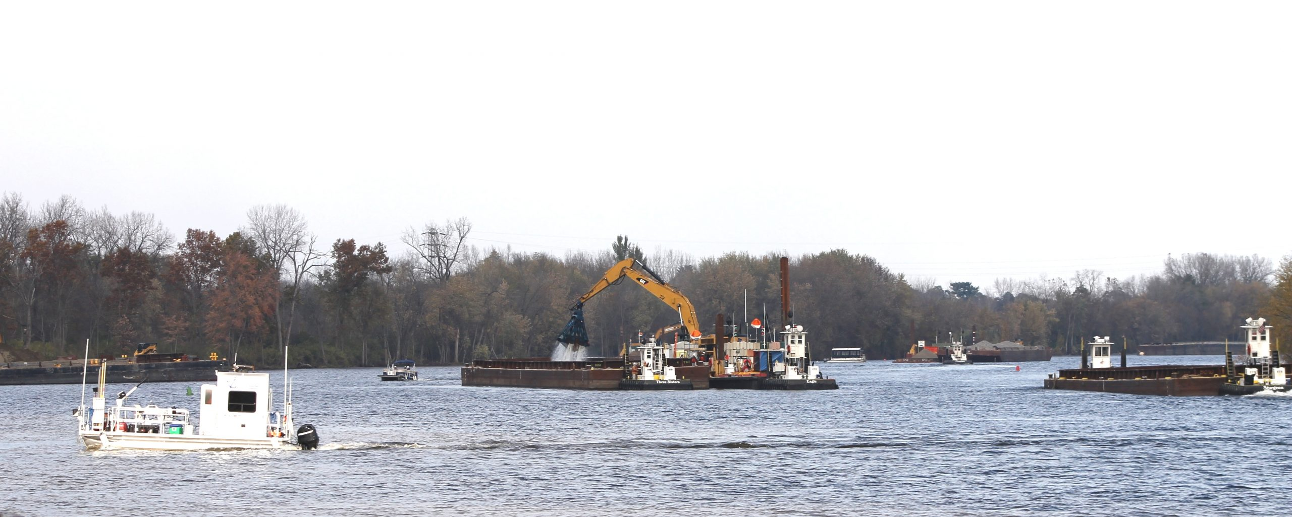 EPA Releases Second Report on Hudson River  Superfund Project