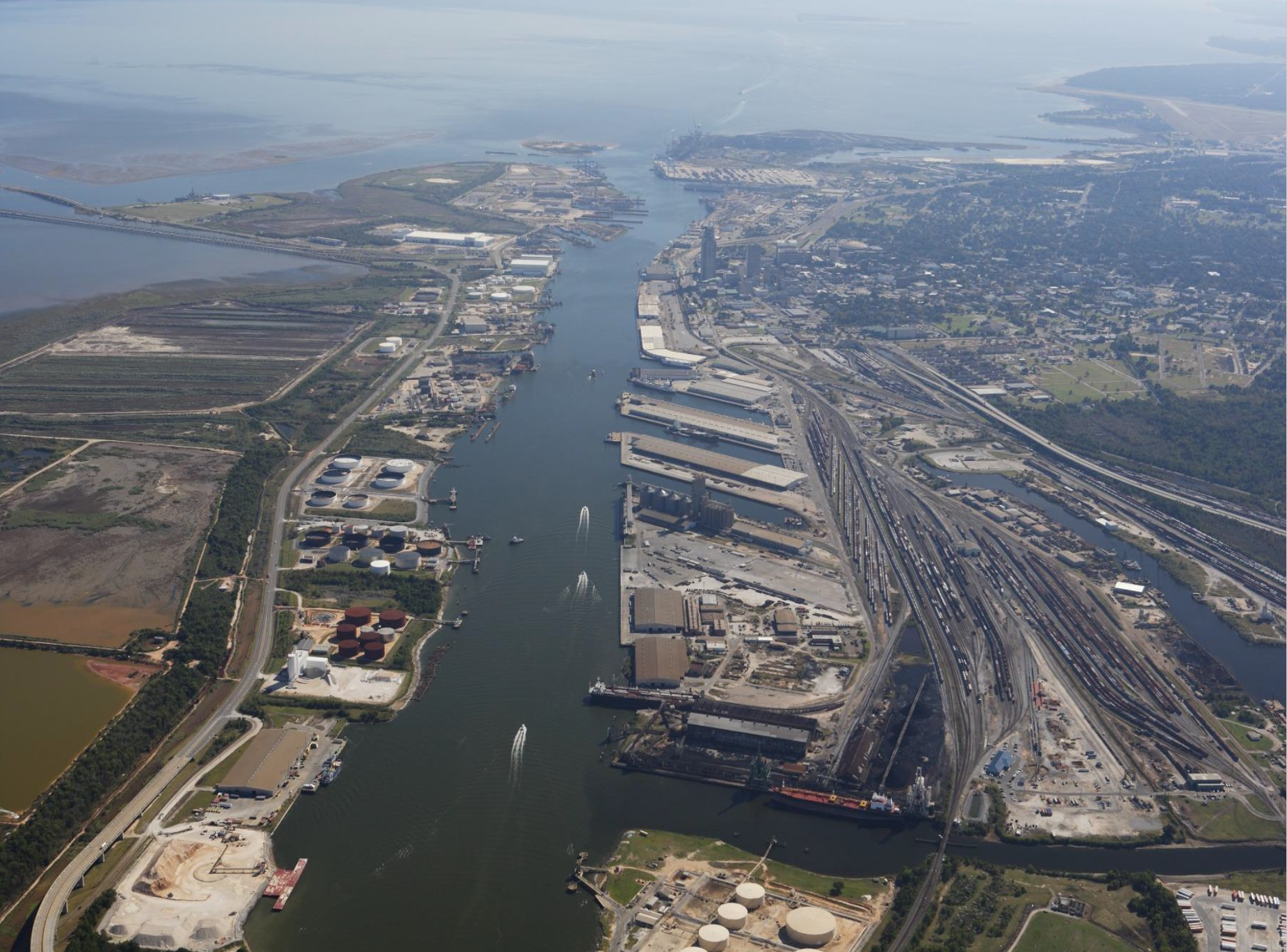 Mobile Harbor Capital Project Receives Full Federal Funding