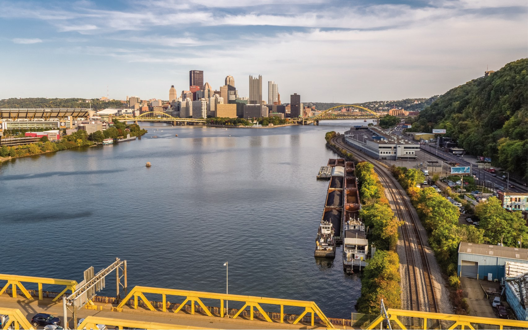 —photo courtesy of Campbell Transportation Company Inc. Campbell Transportation Company Inc. has acquired three fleets in the Pittsburgh, Pa., area.