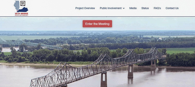 Survey Seeks Input On New Bridge At Cairo, Ill.