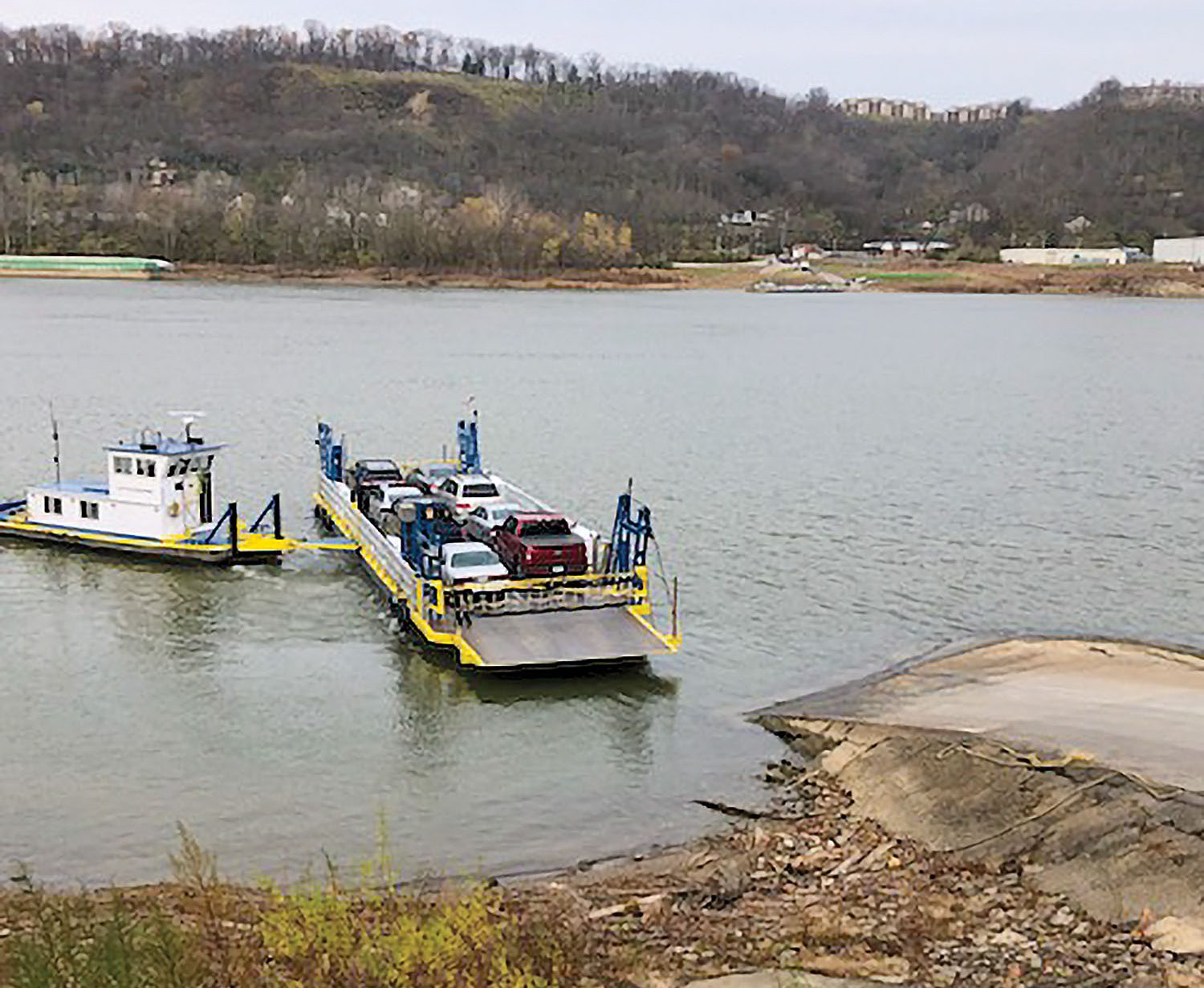Ferry Business Thrives Following Unexpected Bridge Closure