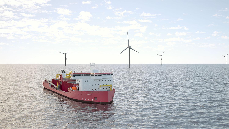 GLDD Developing Jones Act Vessel For Subsea Rock Installation