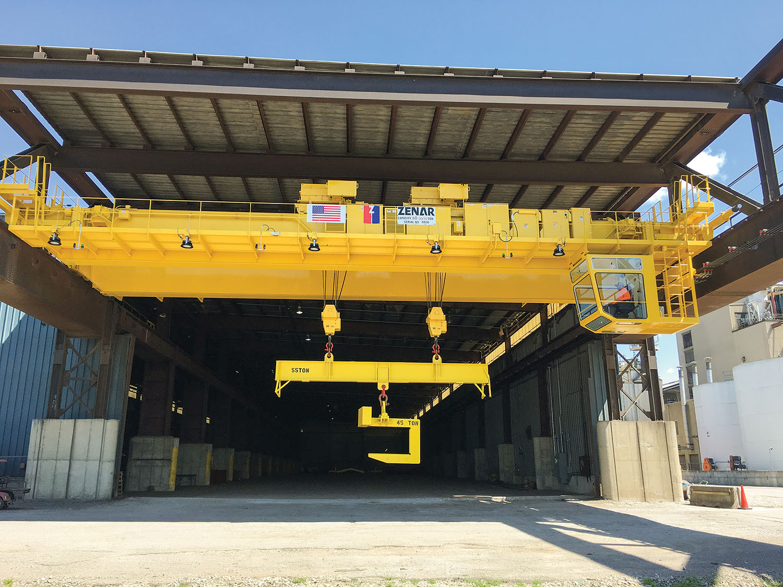 MtVernon_Gantry Crane