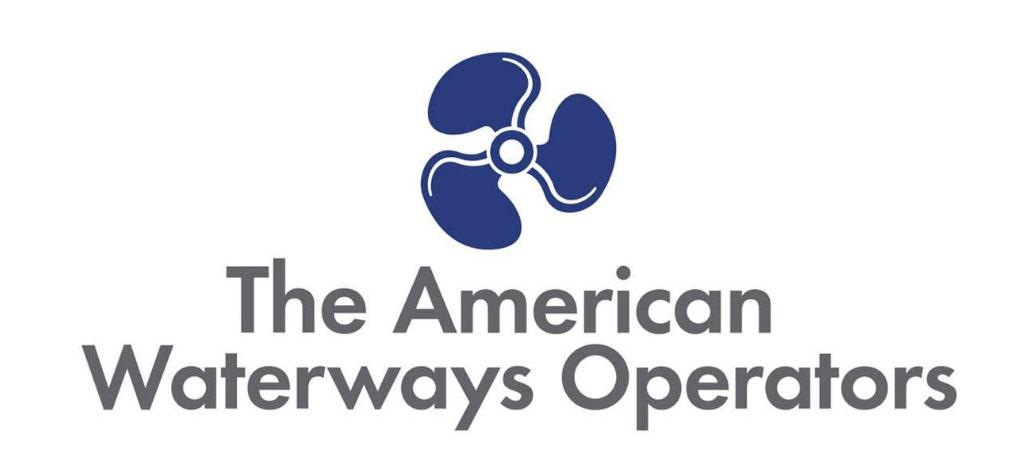 American Waterways Operators logo.