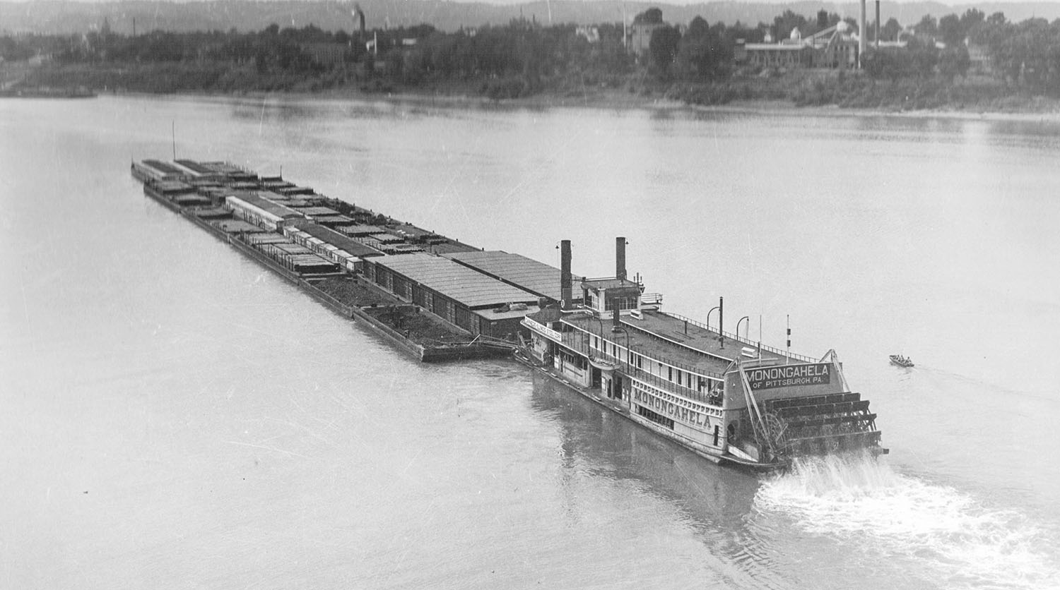 The Towboat Monongahela