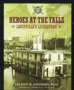 """Cover of """"Heroes at the Falls,"""" published in 2014. (Courtesy of Butler Books)"""