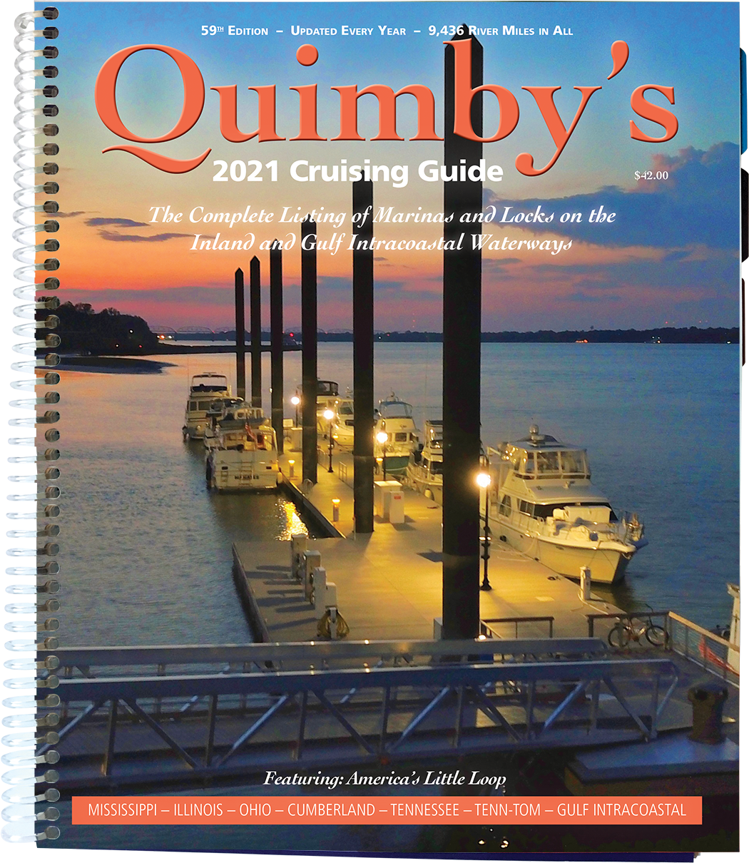 2021 Quimby's Cruising Guide