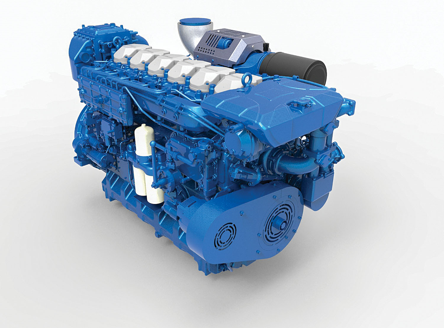 Baudouin Donates Marine Engines To Technical College