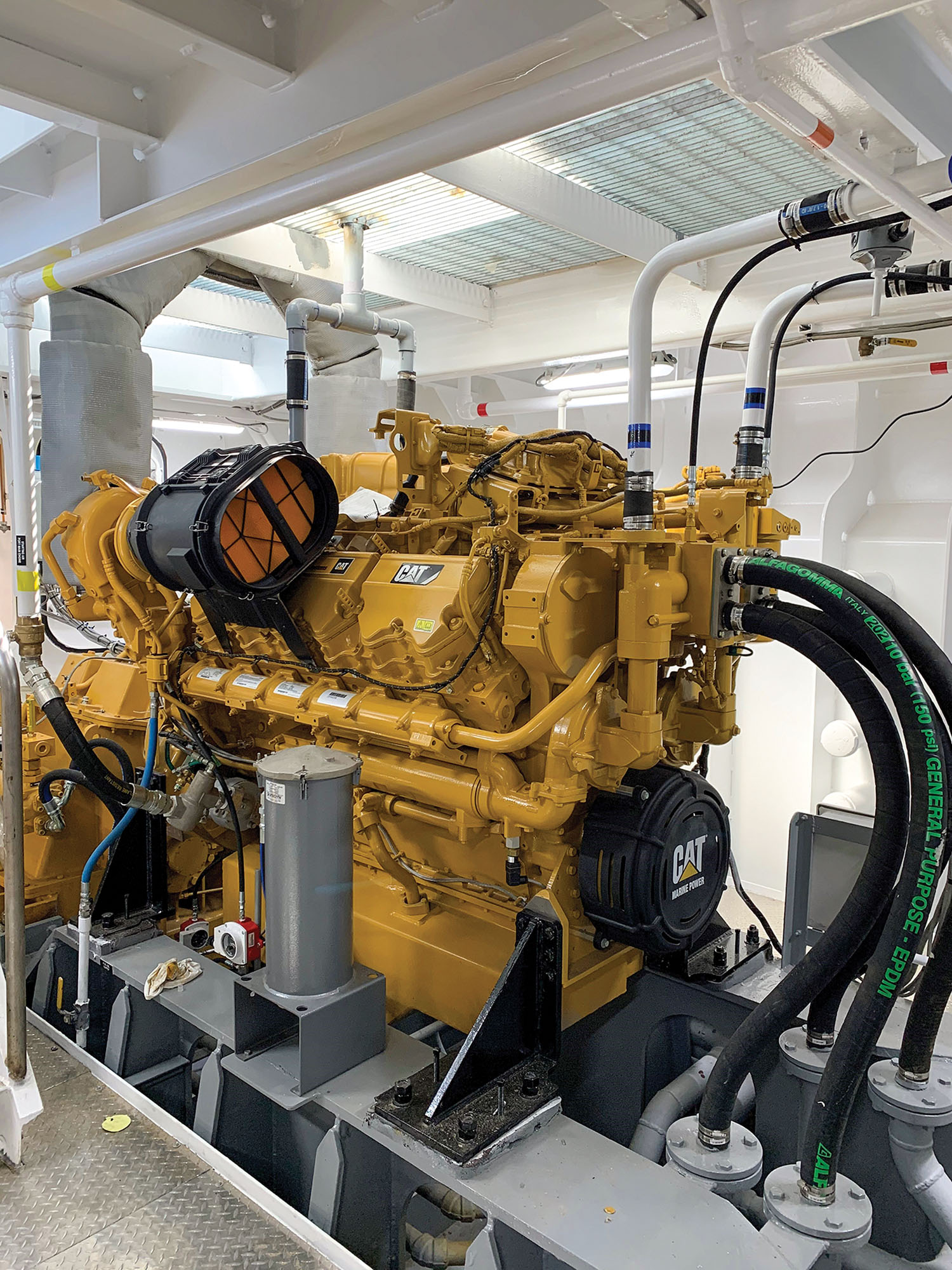 Golding_engine