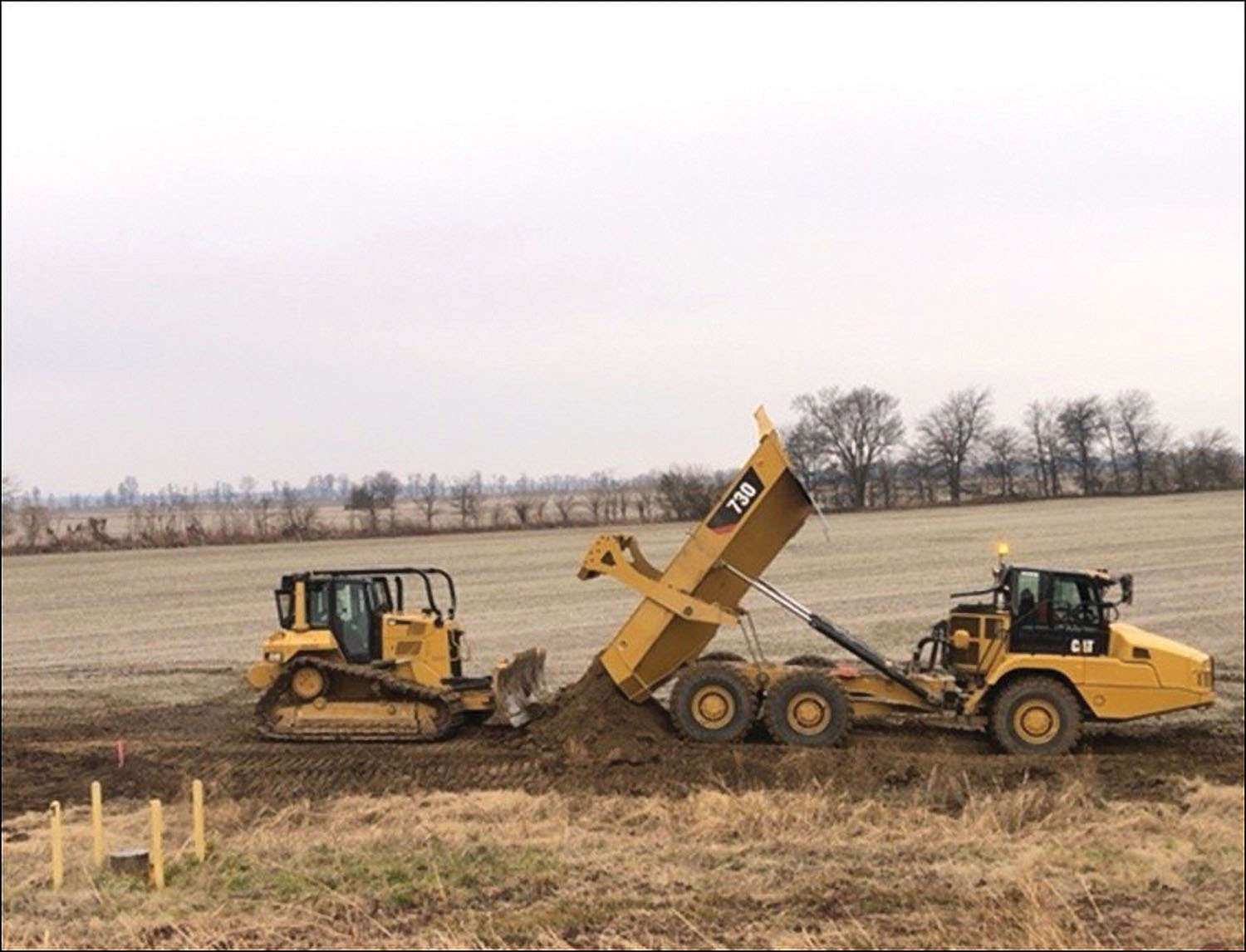 Fall Project To Complete Levee System