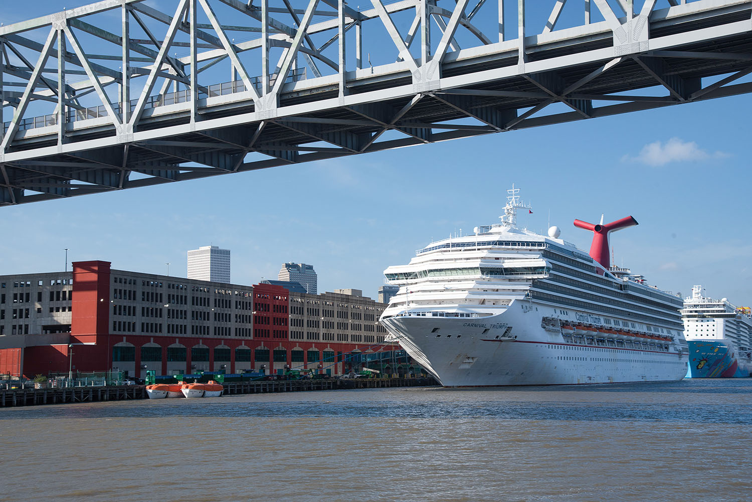 With Oceangoing Cruises Still Absent At U.S. Ports, River Cruising Gets Underway