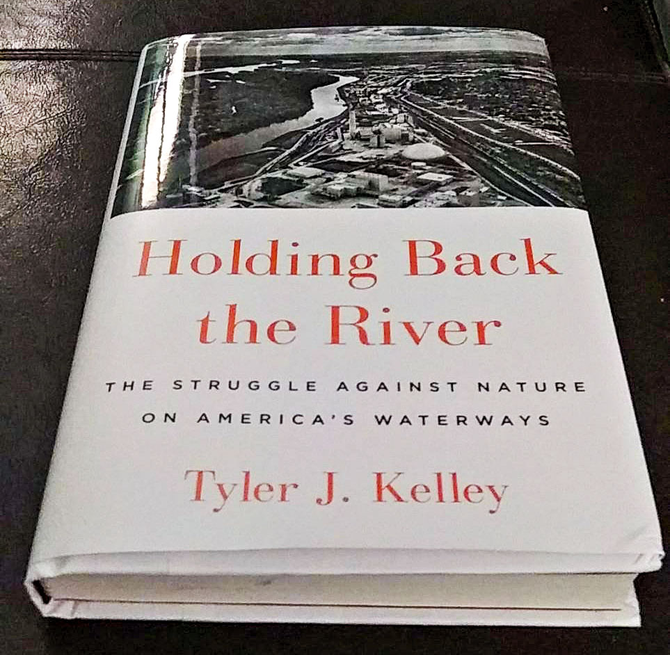 Book Review: Holding Back The River By Tyler Kelley