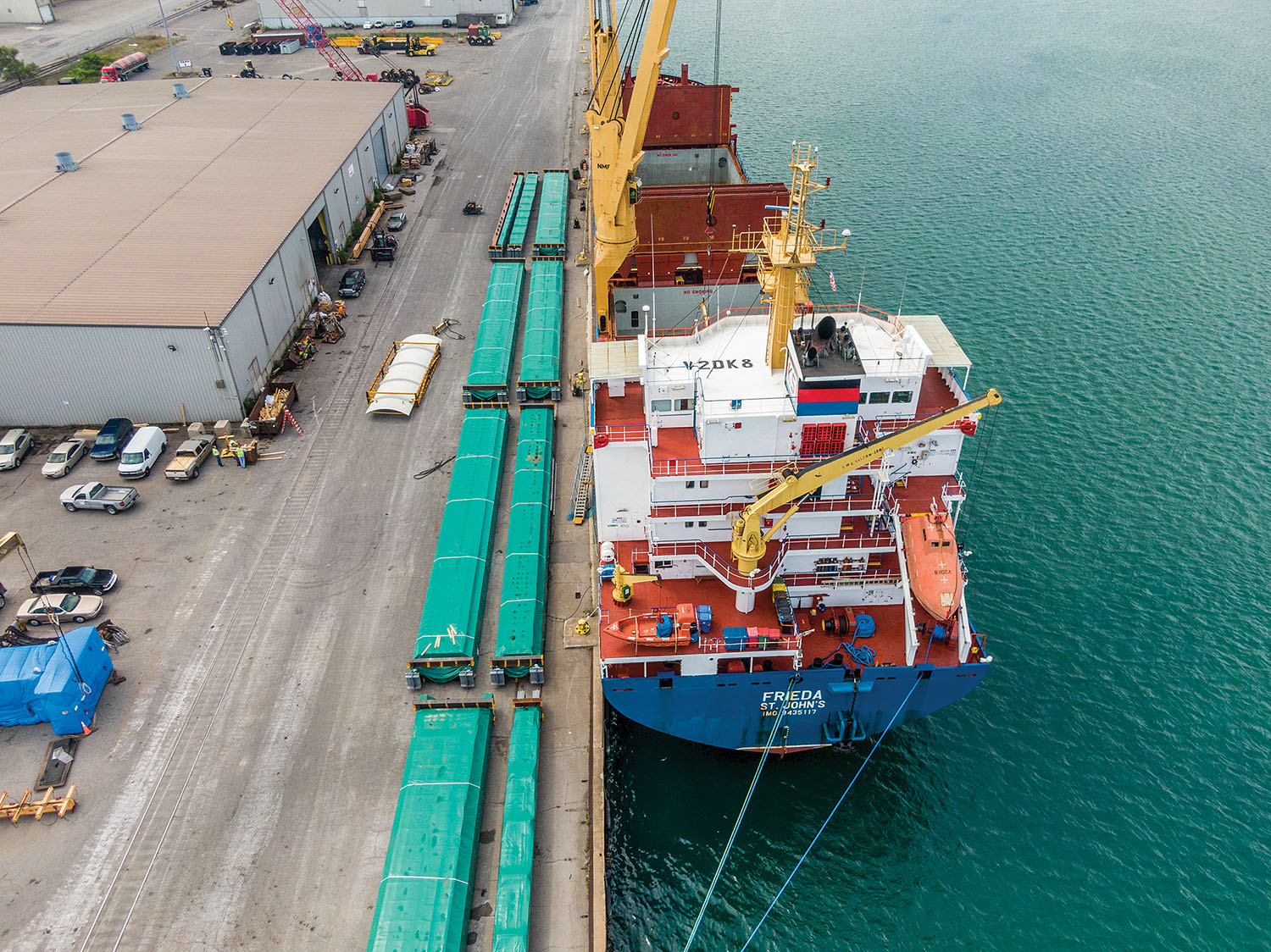 Ports Of Indiana-Burns Harbor Earns Pacesetter Award