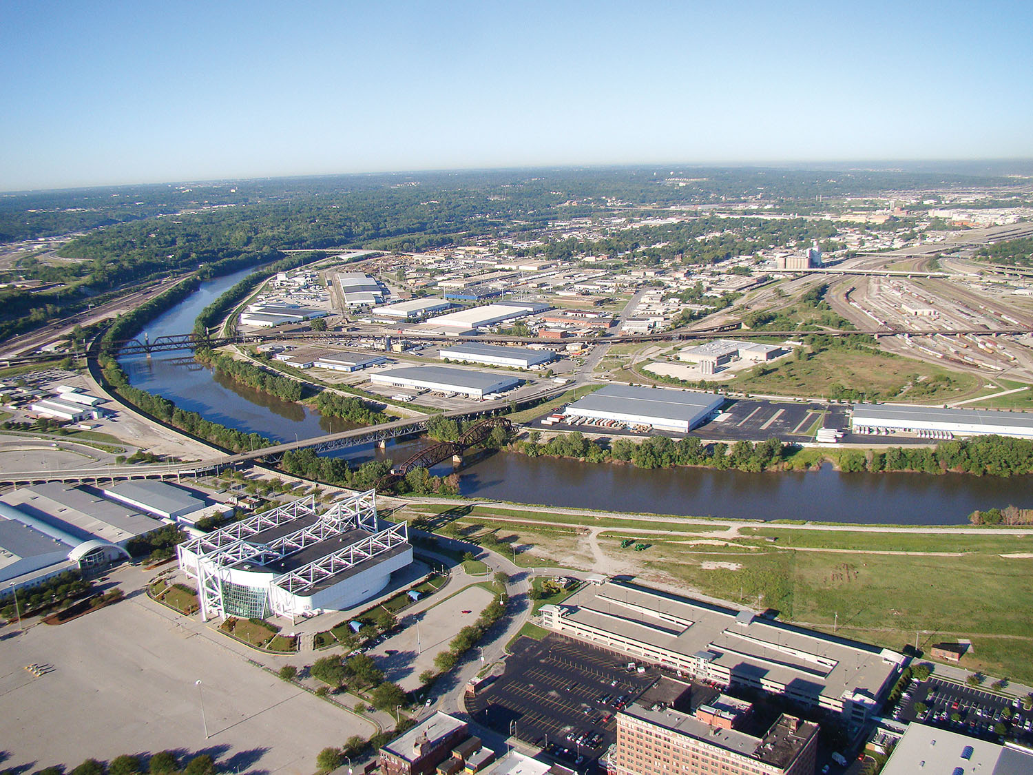 Final Kansas City Levee System Contract Awarded