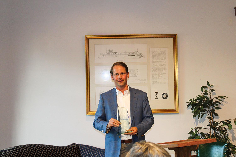 Paducah Propeller Club Honors Kent Furlong