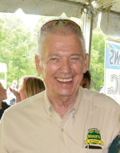 Mike Marko at the company's 50-year anniversary celebration in 2015. (Photo courtesy of Mike's Inc.)