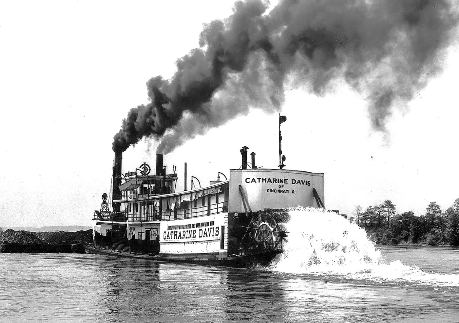 The Second Towboat Catharine Davis