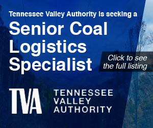 TVA Manager Coal Logistics