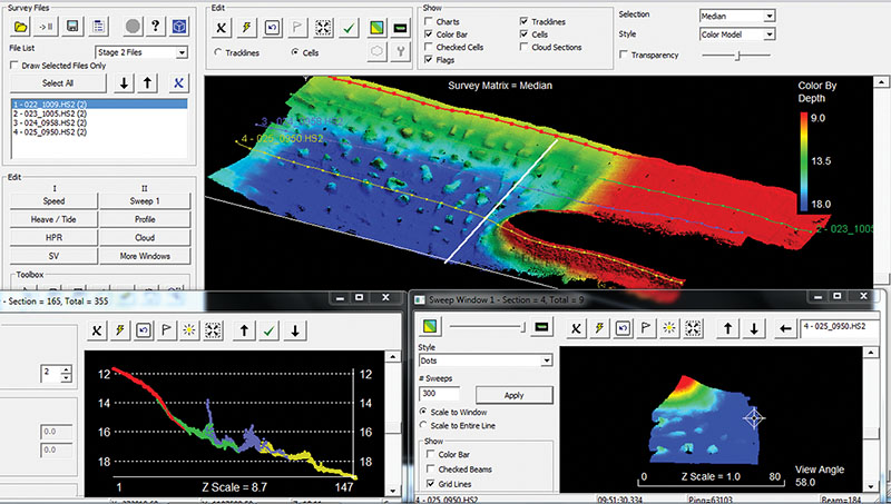 HYPACK Software Package Combines Capability, Simplicity