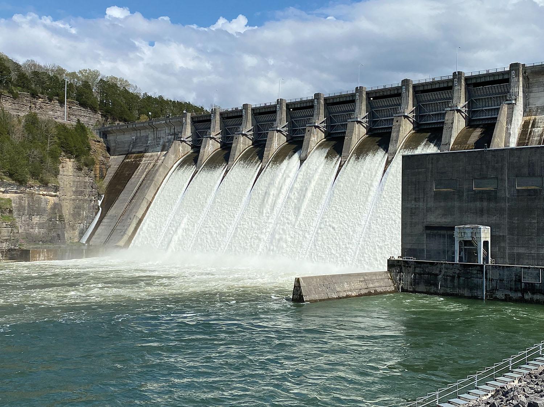 Nashville Dams Prevent $1.8 Billion In Flood Damages