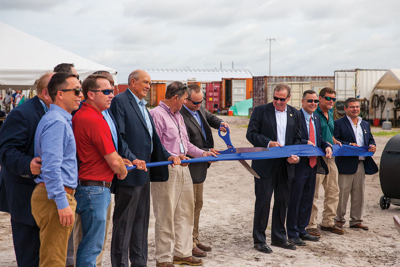 Eastern Shipbuilding Opens Repair Facility In Port St. Joe