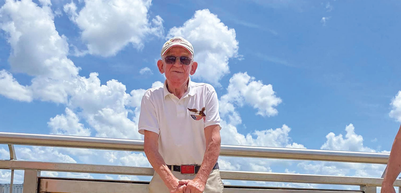 Last Mississippi River Gage Reader Reflects On River History