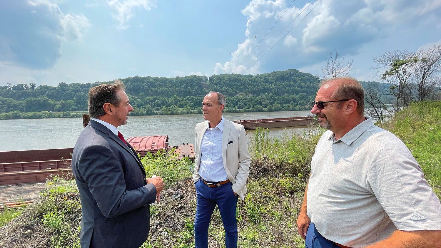 New Port Of West Virginia Moves Forward