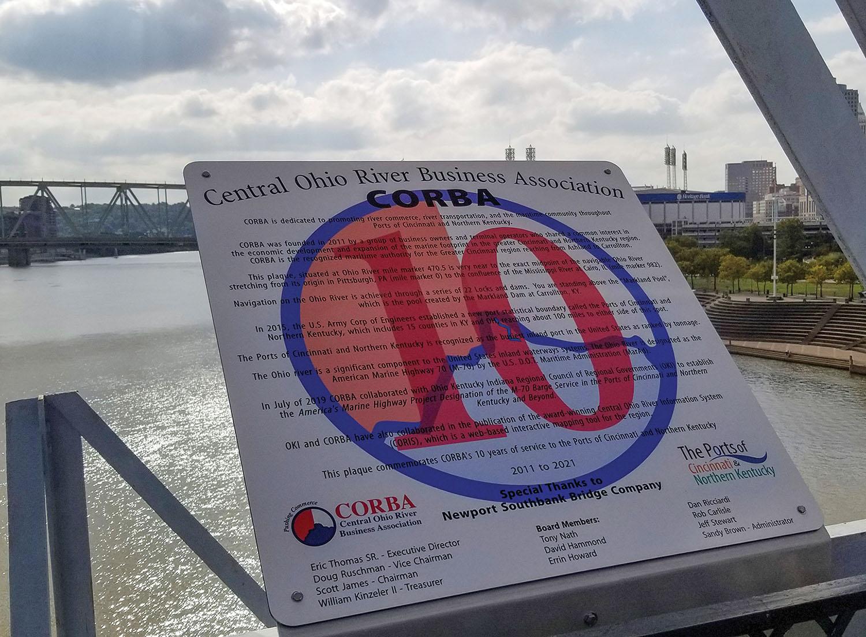 CORBA Celebrates 10-Year Anniversary