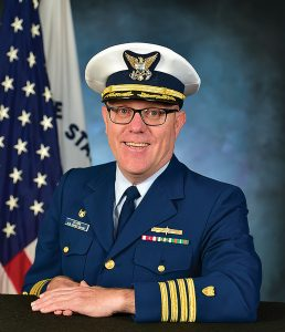 Capt. Bradley Clare.