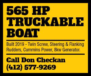 Truckable Boat