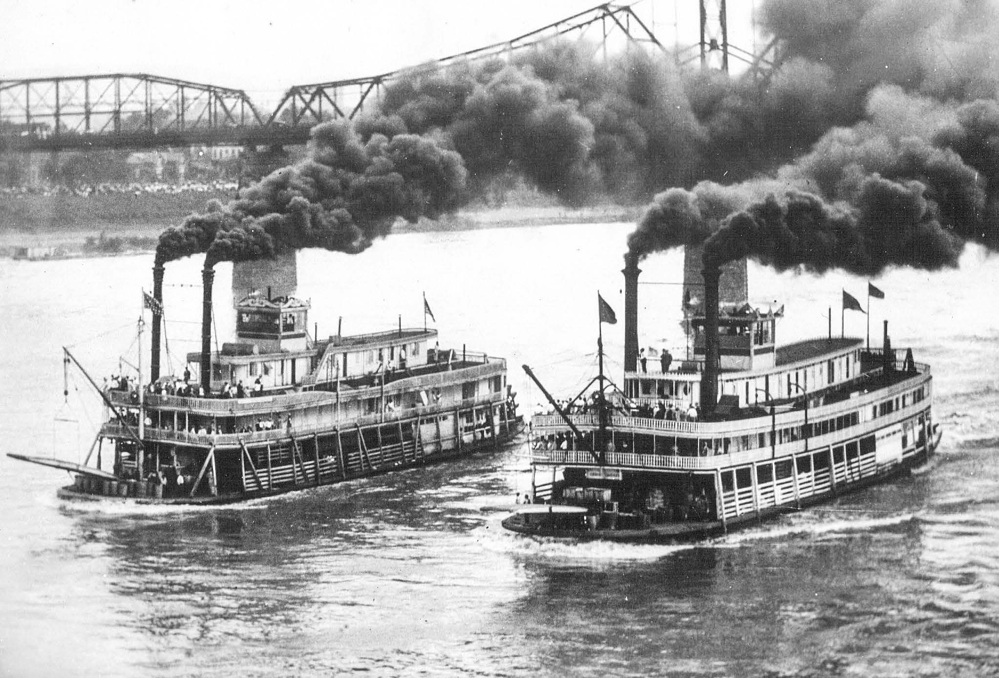 The Betsy Ann And Chris Greene Raced 93 Years Ago