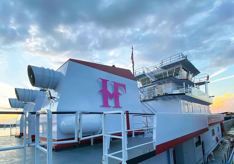 Pink Stack Logos Raise Breast Cancer Awareness