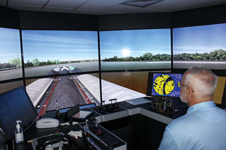 SCI Simulators Help Ensure Safety In New Bridge Design